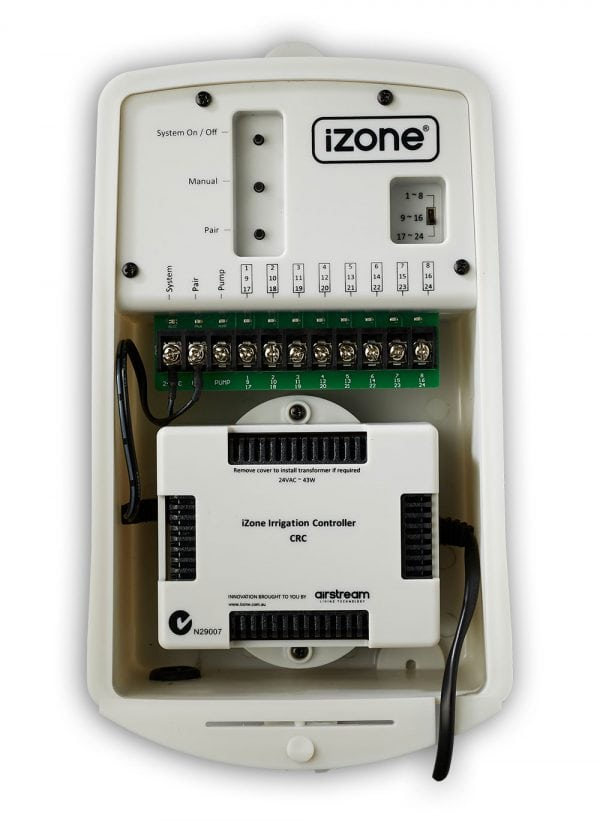 iZone smart irrigation