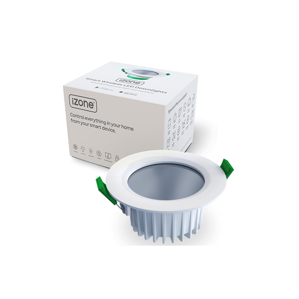 iZone Smart Wireless LED Downlights