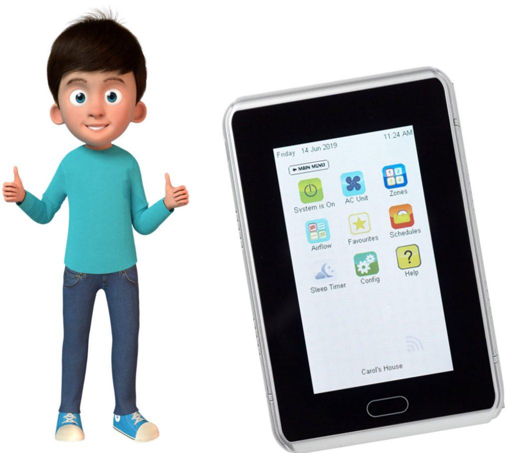 nano-smart-home