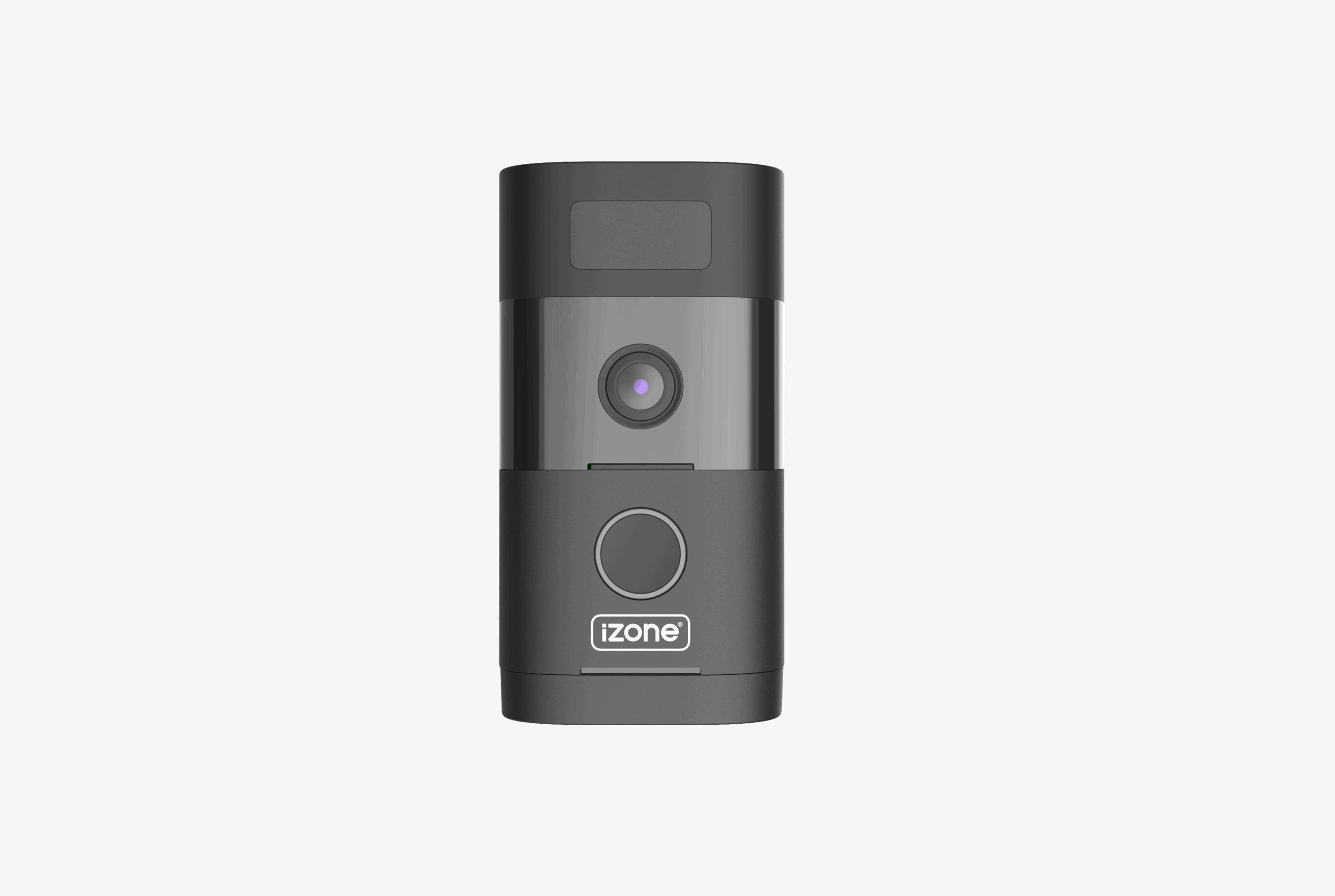 210111 iZone Smart Video Doorbell Image – Front